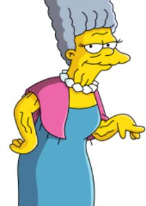 Jackie simpsons