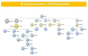 Top 3 mejores plantillas para crear un árbol genealógico en word