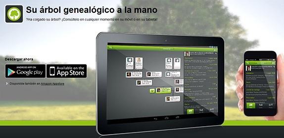 geneaget app