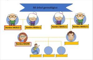 Como hacer un árbol genealógico en word - Tutorial paso a paso