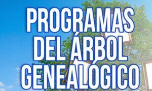 programas árbol genealógico