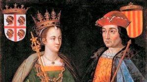 reyes católicos isabel y fernando