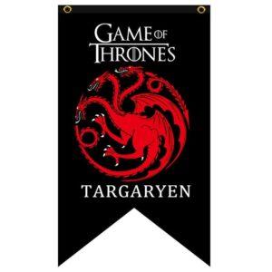 �rbol genealógico Targaryen